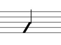 リズム譜の簡単な読み方とコツ