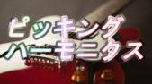 ギター【ピッキングハーモニクス】のやり方【超簡単】